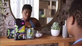U by Kotex Fitness TV Spot, 'Products Stay In Place So You Don't Have To' - Thumbnail 1