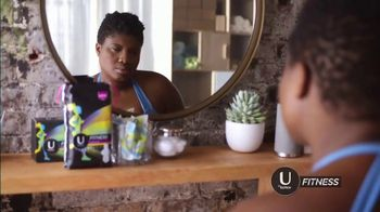 U by Kotex Fitness TV Spot, 'Products Stay In Place So You Don't Have To' - Thumbnail 2