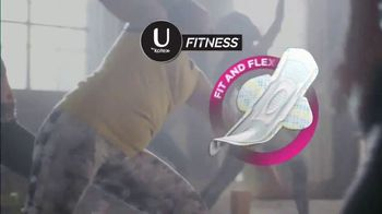 U by Kotex Fitness TV Spot, 'Products Stay In Place So You Don't Have To' - Thumbnail 9