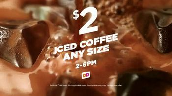 Dunkin' Donuts Iced Coffee TV Spot, 'Freshly Brewed' - Thumbnail 7