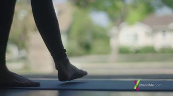 23andMe Health + Ancestry Kit TV Spot, 'Sarah's Story: Be My Best Self' - Thumbnail 2
