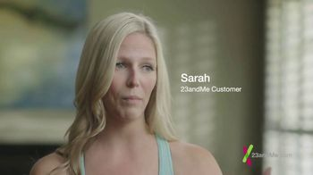 23andMe Health + Ancestry Kit TV Spot, 'Sarah's Story: Be My Best Self' - Thumbnail 4