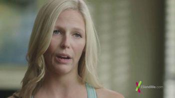 23andMe Health + Ancestry Kit TV Spot, 'Sarah's Story: Be My Best Self' - Thumbnail 5