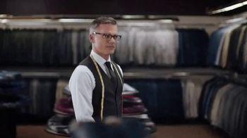 Men's Wearhouse TV Spot, 'Tailor: Seen Them All' - Thumbnail 1