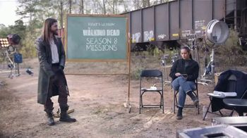 The Walking Dead: No Man's Land TV Spot, 'Playtime: Season Eight Missions'