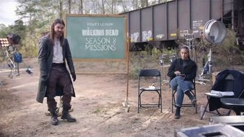 The Walking Dead: No Man's Land TV Spot, 'Playtime: Season Eight Missions' - Thumbnail 3