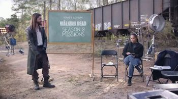 The Walking Dead: No Man's Land TV Spot, 'Playtime: Season Eight Missions' - Thumbnail 4