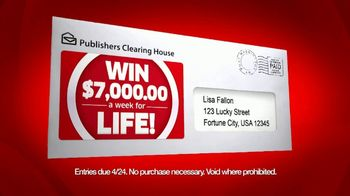 Publishers Clearing House TV Spot, 'Don't Miss Out Mar18 B' - Thumbnail 8