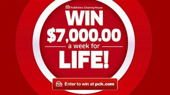 Publishers Clearing House TV Spot, 'Don't Miss Out Mar18 C'