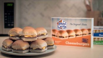 White Castle Microwaveable Cheeseburgers TV Spot, 'Gym Joke' - Thumbnail 9