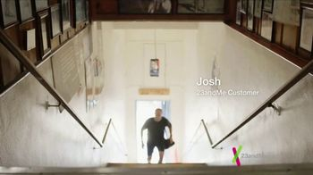 23andMe Health + Ancestry DNA Kit TV Spot, 'Josh's DNA Story: Fitness' - Thumbnail 1