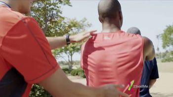 23andMe Health + Ancestry DNA Kit TV Spot, 'Josh's DNA Story: Fitness' - Thumbnail 4