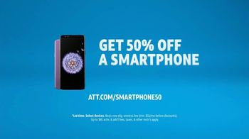 AT&T Wireless TV Spot, 'More for Your Thing: Samsung Galaxy S9' - Thumbnail 6