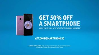 AT&T Wireless TV Spot, 'More for Your Thing: Samsung Galaxy S9' - Thumbnail 7