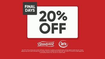 Mattress Firm Friends & Family Sale TV Spot, 'Extended Savings' - Thumbnail 4
