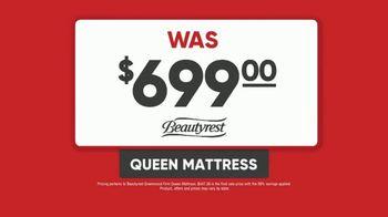 Mattress Firm Friends & Family Sale TV Spot, 'Extended Savings' - Thumbnail 6