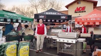 ACE Hardware Biggest Grill Event of the Year TV Spot, 'Barbecue Fest' - Thumbnail 3