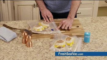 Always Fresh Seal Vac TV Spot, 'New Way to Seal and Save' - Thumbnail 6