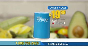 Always Fresh Seal Vac TV Spot, 'New Way to Seal and Save' - Thumbnail 8
