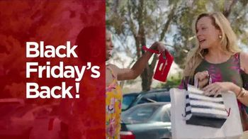 JCPenney Black Friday's Back TV Spot, 'Fitbit Trackers' - Thumbnail 2