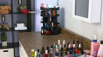 EZ Organizer TV Spot, '360 Degree Storage System' - Thumbnail 3