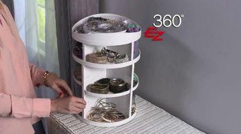 EZ Organizer TV Spot, '360 Degree Storage System' - Thumbnail 5