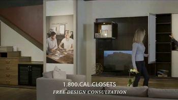 California Closets Finish Upgrade Event TV Spot, 'Premium Finish' - Thumbnail 9