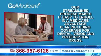 GoMedicare TV Spot, 'Medicare Benefits' - Thumbnail 5