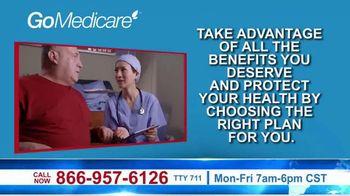 GoMedicare TV Spot, 'Medicare Benefits' - Thumbnail 6