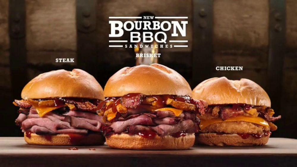 Arby's Bourbon BBQ Sandwiches TV Commercial, 'Cheeseburger'