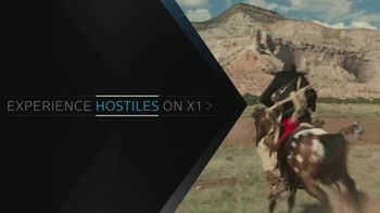 XFINITY On Demand TV Spot, 'X1: Hostiles' - Thumbnail 7