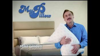 My Pillow Premium TV Spot, 'Fast-Growing Company: 4-Pack Special' - Thumbnail 2