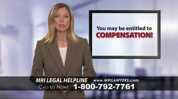MRI Lawyers TV Spot, 'Gadolinium Complications' - Thumbnail 2