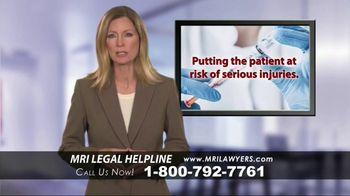 MRI Lawyers TV Spot, 'Gadolinium Complications' - Thumbnail 3