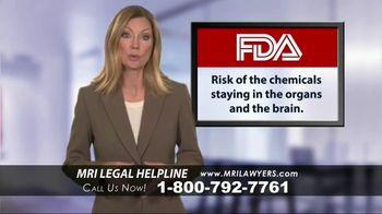 MRI Lawyers TV Spot, 'Gadolinium Complications' - Thumbnail 4