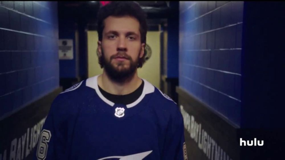 Hulu TV Commercial, 'NHL Playoffs' Featuring Nikita Kucherov