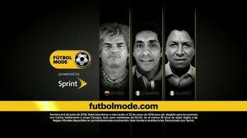 Sprint Fútbol Mode TV Spot, 'Sesión' con Carlos Valderrama [Spanish]