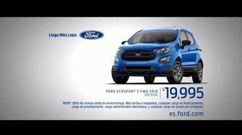 2018 Ford EcoSport TV Spot, 'Fotógrafa' [Spanish] [T2] - Thumbnail 9