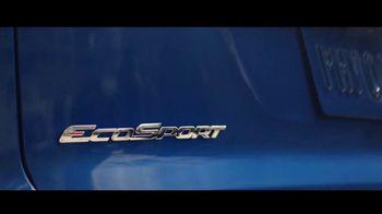2018 Ford EcoSport TV Spot, 'Fotógrafa' [Spanish] [T2] - Thumbnail 1