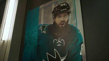 Hulu TV Spot, 'From Fan to Hero' Featuring Brent Burns - Thumbnail 3