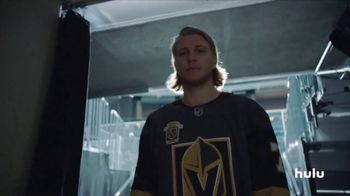 Hulu TV Spot, 'NHL Playoffs' Featuring William Karlsson - 12 commercial airings