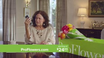 ProFlowers TV Spot, 'Doesn't Mom Deserve More Than One Day?' - Thumbnail 4