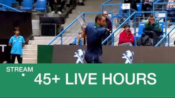 Tennis Channel Plus TV Spot, 'ATP Istanbul' - Thumbnail 3