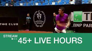 Tennis Channel Plus TV Spot, 'ATP Istanbul' - Thumbnail 4