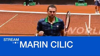 Tennis Channel Plus TV Spot, 'ATP Istanbul' - 79 commercial airings