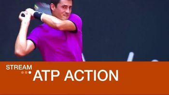 Tennis Channel Plus TV Spot, 'ATP Istanbul' - Thumbnail 6