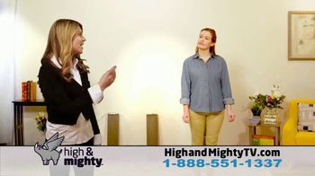 High & Mighty Floating Shelf TV Spot, 'Just Amy' - Thumbnail 1