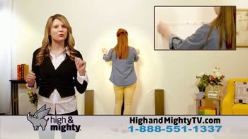 High & Mighty Floating Shelf TV Spot, 'Just Amy' - Thumbnail 2