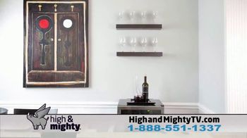 High & Mighty Floating Shelf TV Spot, 'Just Amy' - Thumbnail 8