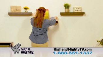 High & Mighty Floating Shelf TV Spot, 'Just Amy' - Thumbnail 9